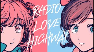 【Official Music Video】Kizuna AI & Moe Shop - RADIO LOVE HIGHWAY Supported by 花王「ピュオーラ」