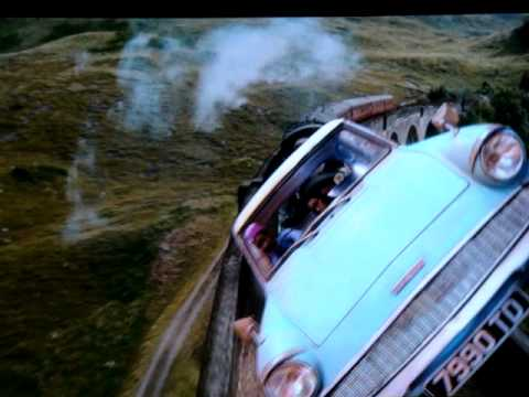 Harry Potter - Driving the Car