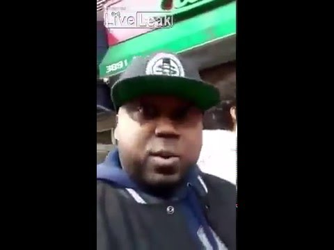 THIEF IS BEATEN BY PEOPLE IN WASHINGTON HEIGHTS   NY