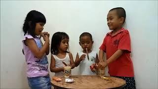 Ayo Makan Bersama - Lagu Anak Indonesia