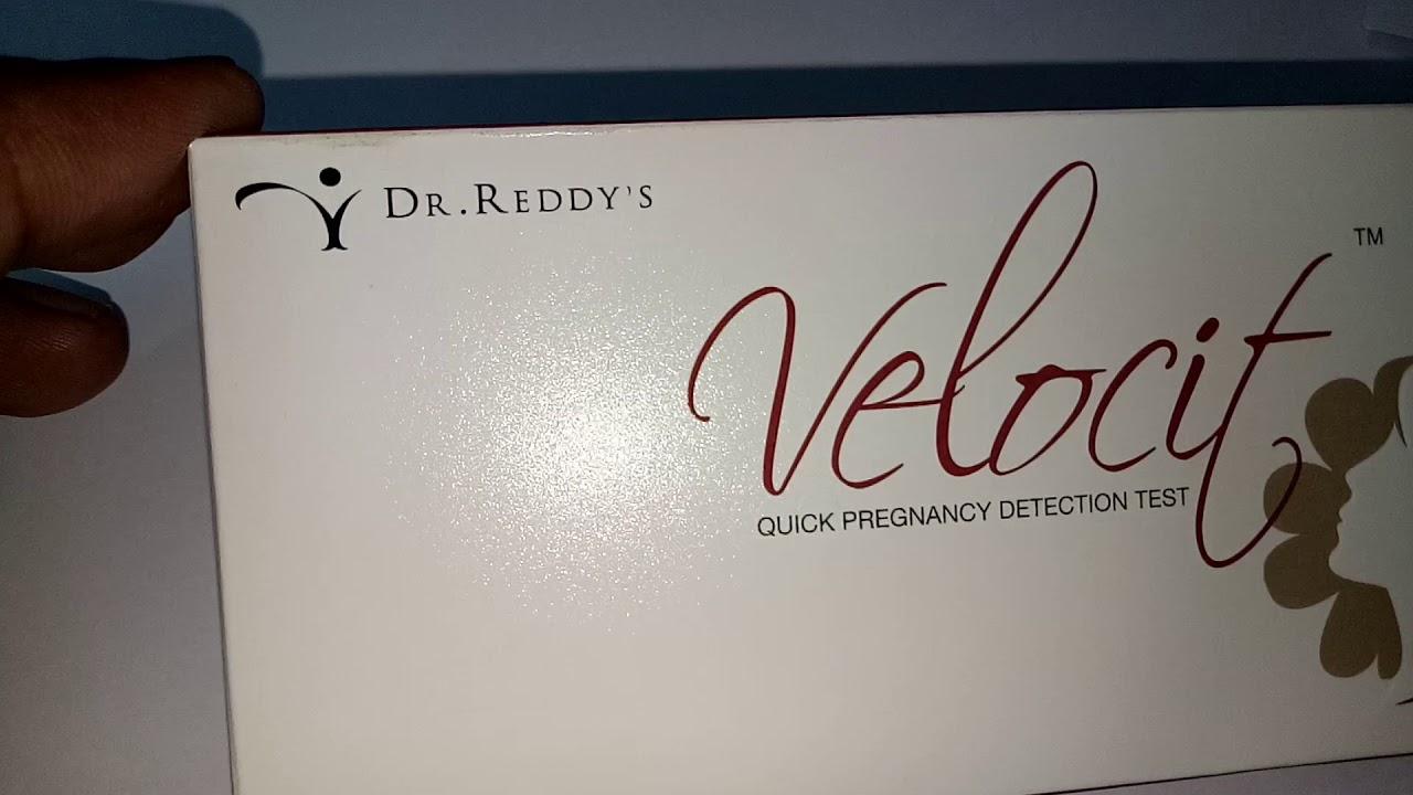 Velocit Home Pregnancy Test Kit Full Review Youtube