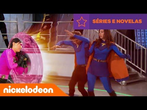 The Thundermans  Poder de gêmeos  Brasil  Nickelodeon em Português