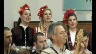 Academic folk choir - Milo mi e, mamo (Мило ми е, мамо)