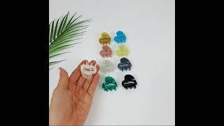 시크몽 프랑스핀 퓨어 하트링 3 5 cm 미니 집게핀