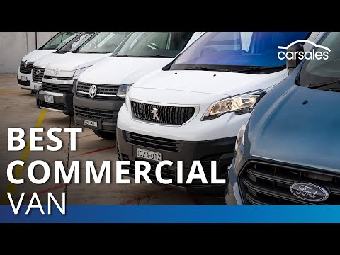 2019 Best Commercial Van Comparison Test | carsales