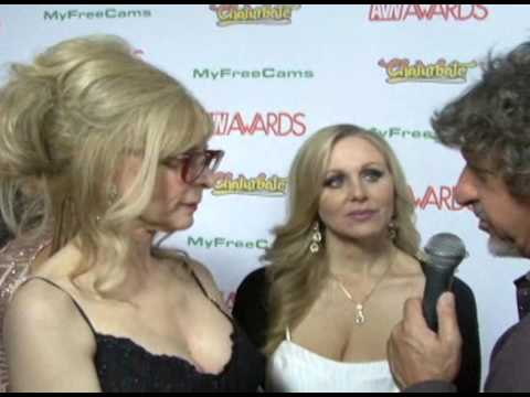 Nina Hartley and Julia Ann - 2017 AVN Awards