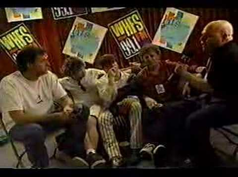 guided by voices :: mtv interview 1996