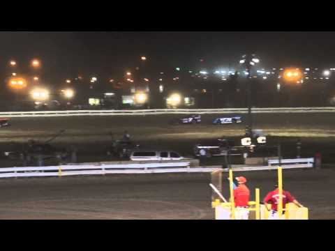 EWSC Racing WDLMA Late Model Feature 6/29/2012