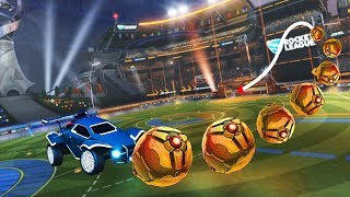 Rocket League Gamers Are Awesome #8 | BEST GOALS & SAVES EVER: ft.Squishy Muffinz, Kronovi & MORE!