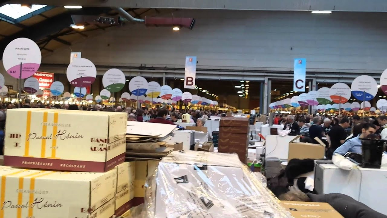 Salon des vins des vignerons ind pendants strasbourg 2016 youtube - Salon des vignerons independants strasbourg ...