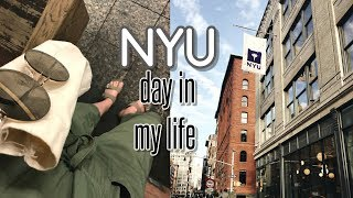 day in the life of an NYU student