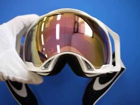 oakley splice goggle lenses  How to change goggle lenses for Oakley Splice - YouTube