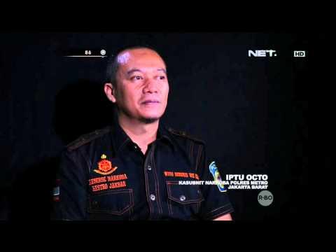86 Penggerebekan Pengedar Narkoba di Jakarta Barat - Iptu Octo