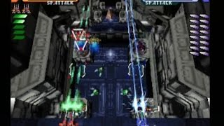 RAY STORM  - 2 PLAYER  (ARCADE / PS2 - FULL GAME)