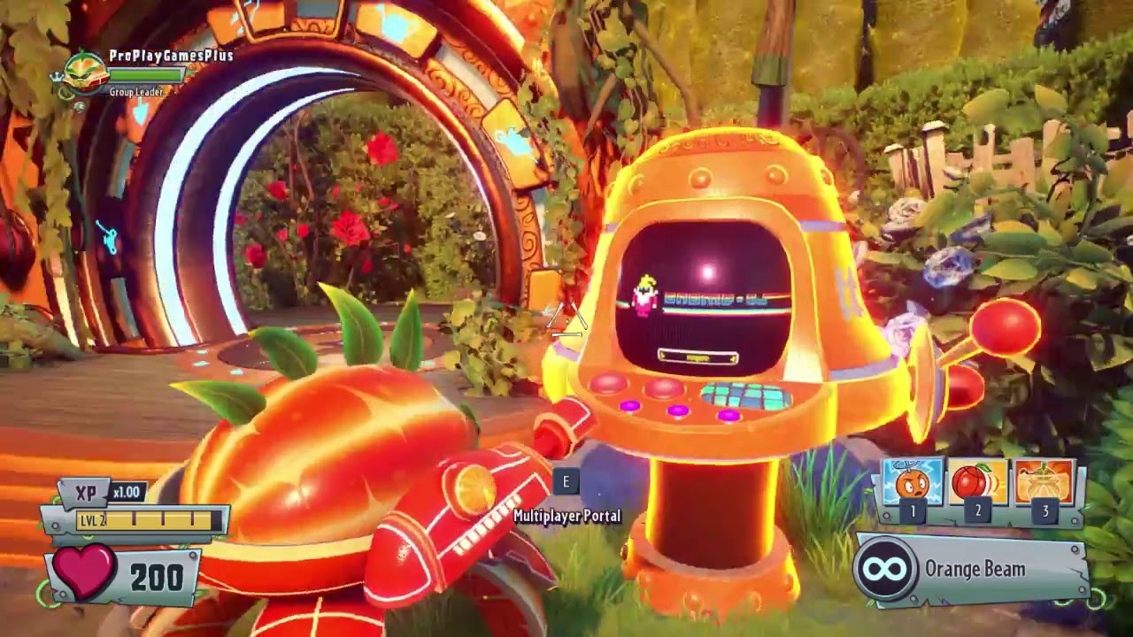 Exceptional Plants Vs. Zombies: Garden Warfare 2: Multiplayer Portal Online Gameplay  (Citron On The Battle) Awesome Ideas