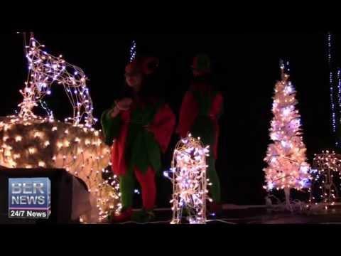 Hamilton Santa Claus Parade, November 29 2015