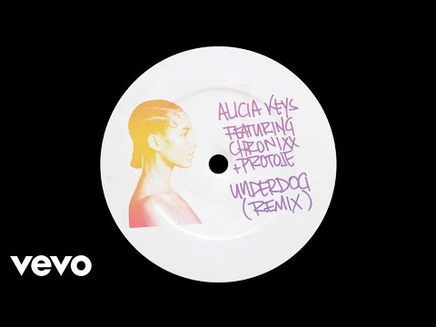 Alicia Keys - Underdog (Remix) (Audio) ft. Chronixx, Protoje