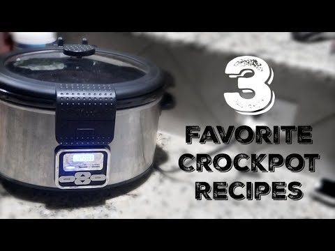3 Easy Crockpot Recipes | Party Ideas | Cook With Me // VLOGMAS 2018 DAY 17