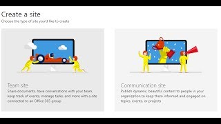 Communication Site Overview in SharePoint Online - Part One