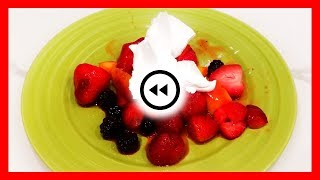 This Reverse Video Will Make You Hungry!