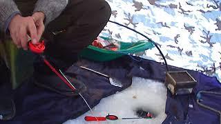 обогрев на рыбалке зимой