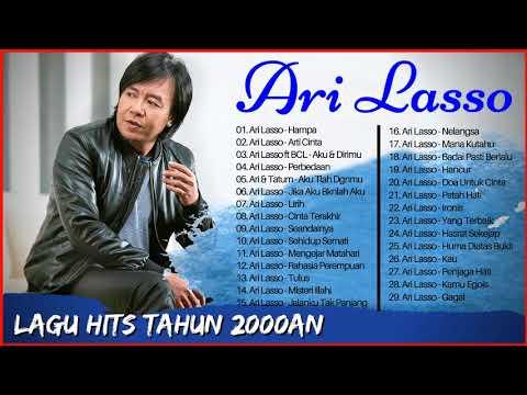 The Best Of ARI LASSO   Full Album Terbaik   Lagu Pilihan Terbaik Dari Ari Lasso
