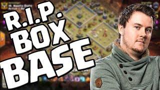 Sind Box Base nicht mehr gut ? | Rh 12 3 Sterne gegen Box Basen | Clash of Clans deutsch