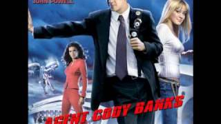Agent Cody Banks OST - 01 - The Opening