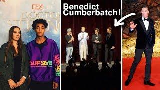 FILMPREMIERE mit BENEDICT CUMBERBATCH