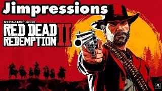 Red Dead Redemption 2 - Red Dead Realism (Jimpressions) (Video Game Video Review)