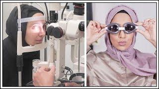 My Laser Eye Surgery Experience   iDesign LASIK   Amena