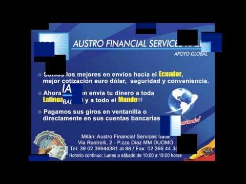 AUSTRO FINANCIAL SERVICES ITALIA SRL.   TU APOYO GLOBAL
