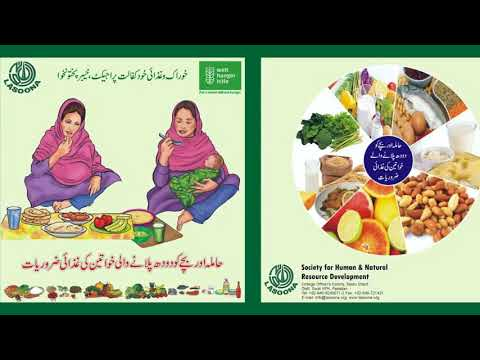 LASOONA Documentary on Nutrition Sensitive and Integrated model