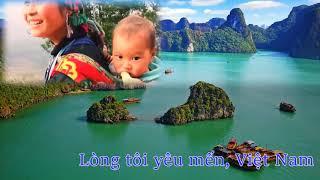 Vietnam song Hello vietnam Karaoke