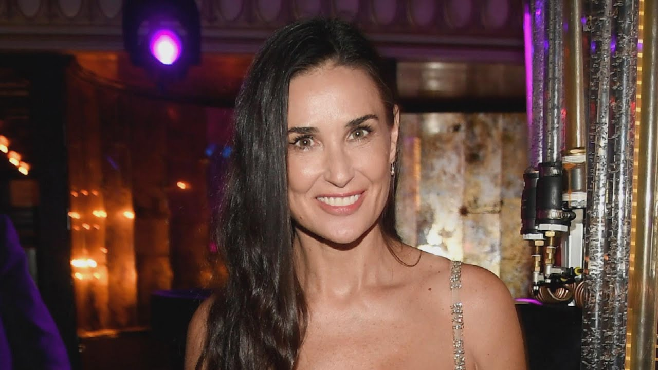 Everything We Know About Demi Moore's Upcoming Tell-All ...