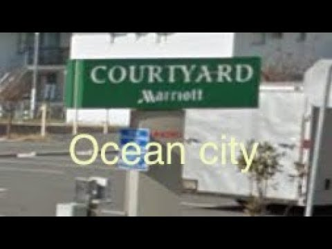 courtyard ocean city md hotel tour