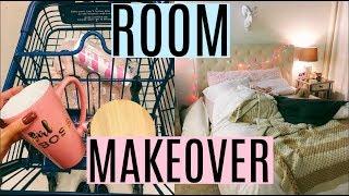 Mini Bedroom Makeover + Home Decor Haul