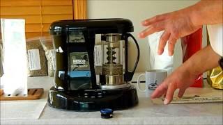 Nesco Coffee Roaster Demo with Home Roast Coffee