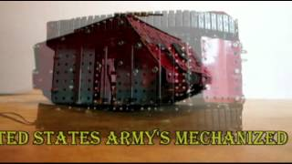 Meccano M113-A1 Armoured Personnel Carrier C-1960