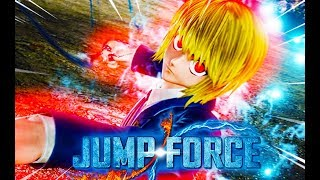 JUMP FORCE OPEN BETA SESSION#2!? Jump Force Stream GAMEPLAY + OPEN BETA! | BETA ONLINE COME THRU!!