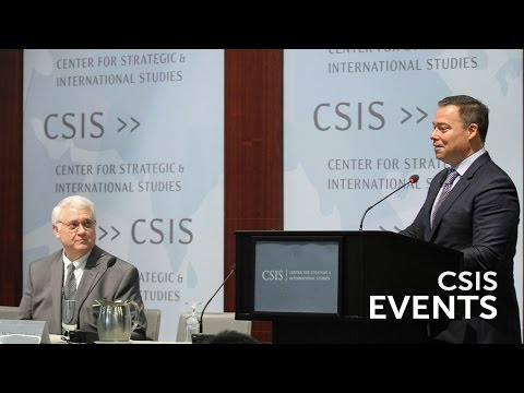 Video Part 1: Fifth Annual CSIS South China Sea Conference