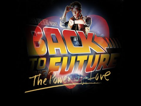 Huey Lewis - Back In Time + The Power Of Love (With Orchestral Intro)