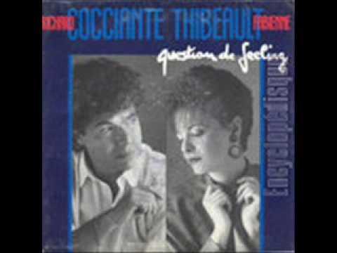 Fabienne Thibeault & Richard Cocciante - Question de feeling (1985).