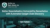Exploiting a Java Deserialization Vulnerability using Burp