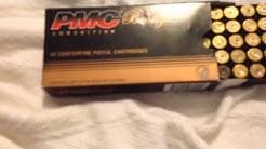Pmc bronze 45 acp review