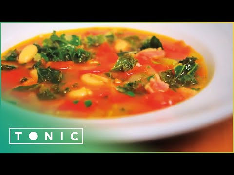 MINESTRONE SOUP: FEEL GOOD FOOD