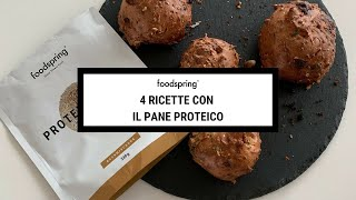 Ricette Pane Proteico - foodspring