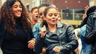 Flashmob XXL - CKV dansproject voortgezet / secundair onderwijs!