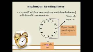 thinkttt clip การอ่านเวลา