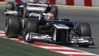 Pastor Maldonado (Crashing Winning & More!)